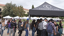 Club Fair showcases more than 60 clubs offered at CBU