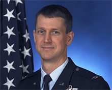 Col. John E. Marselus assumed the chair of the department of aviation science at California Baptist University on July 2.