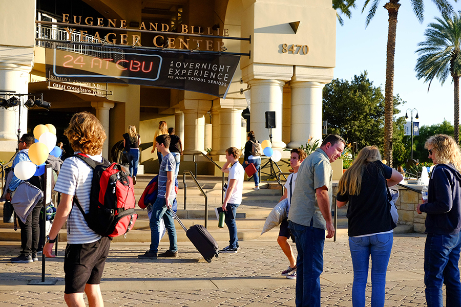 News And Events California Baptist University