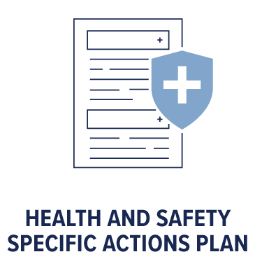 Health and Safety Specific Actions Plan