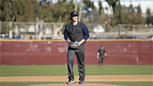 Andrew Bernstein, former Lancer right-handed starting pitcher, was assigned to the Gulf Coast Rays, a minor league affiliate of the MLB Tampa Bay Rays on July 10. Bernstein's signing continues California Baptist University's success of transitioning players—especially pitchers—to the pros.