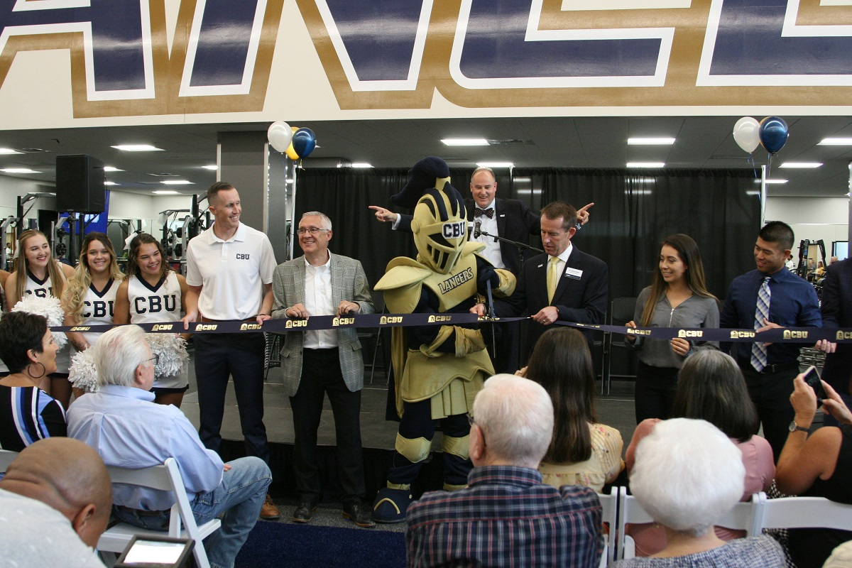 Athletics Performance Center opens for Lancer Athletics