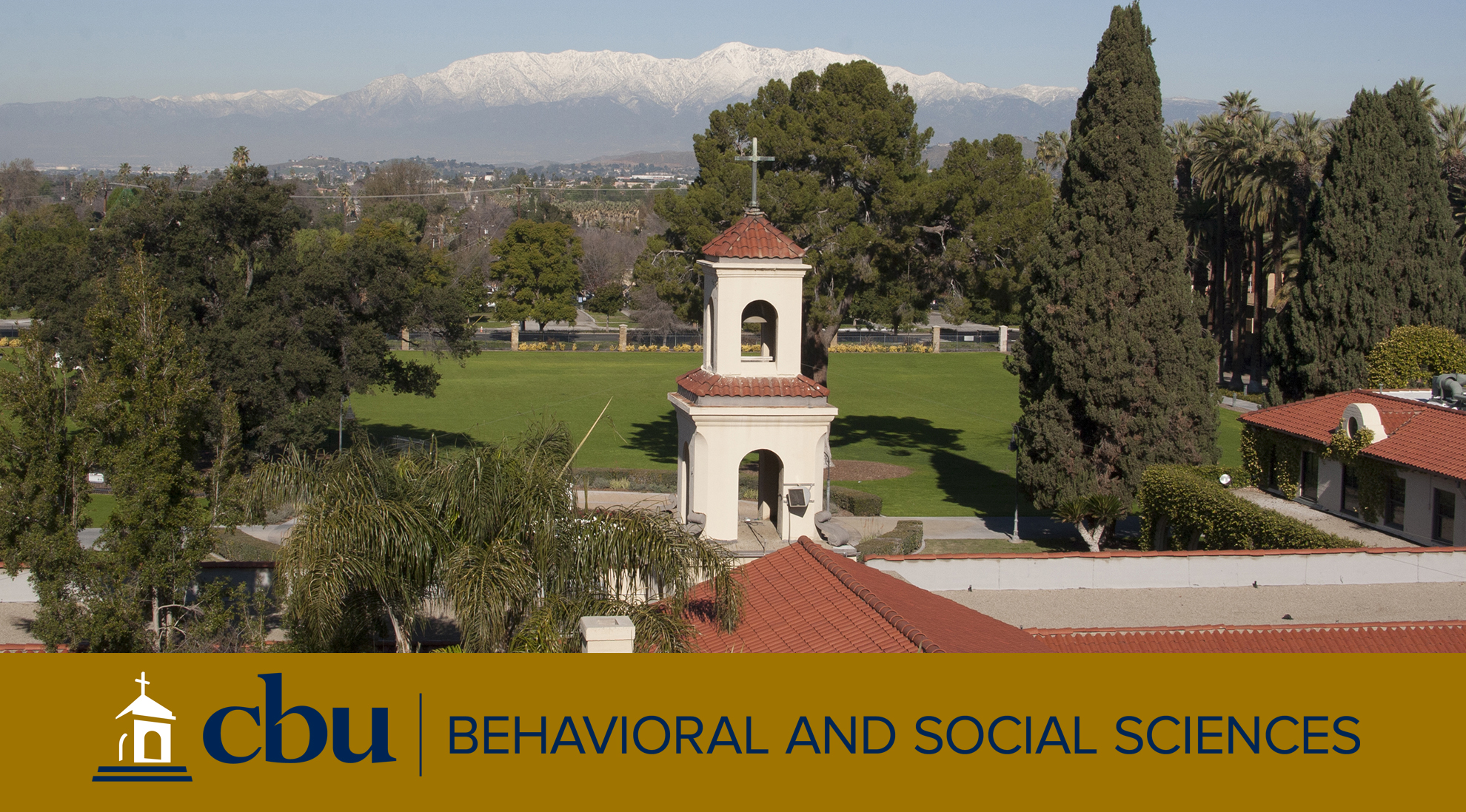 Behavioral and Social Sciences at CBU
