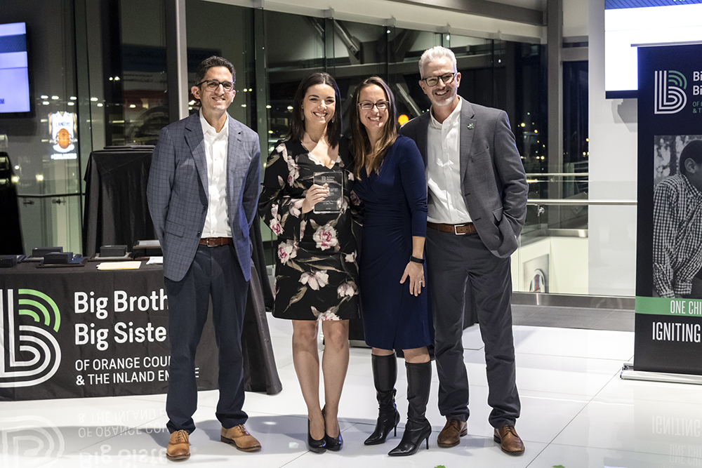 College of Behavioral and Social Sciences honored as community partner