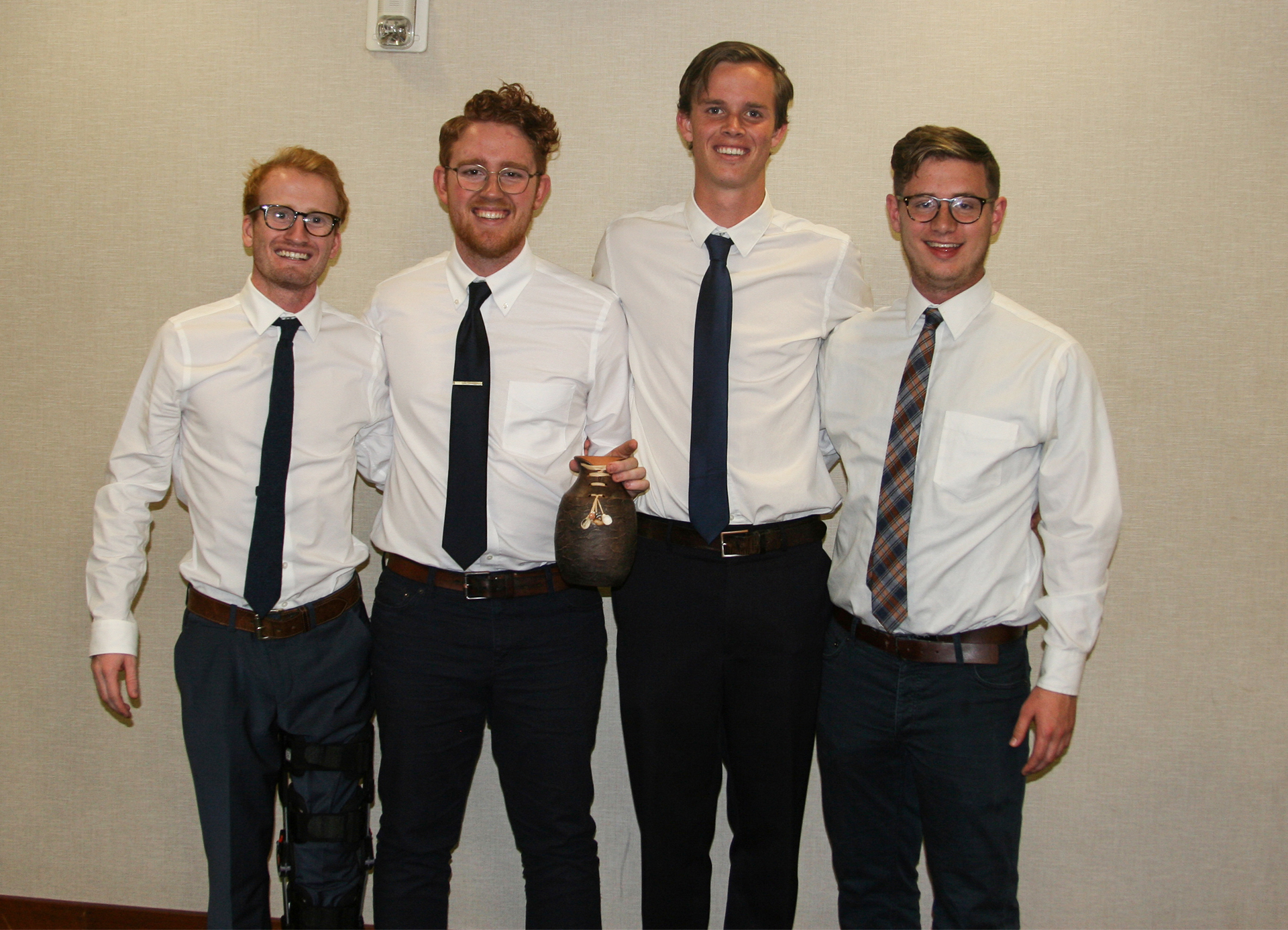 CBU student entrepreneurs pitch their start-ups at inaugural competition