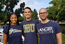 Students in the physician assistant studies graduate program at California Baptist University had a strong showing at the Physician Assistants Student Medical Challenge Bowl on Aug 10. A team of three students made it to the semifinals.