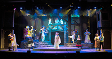 """The theatre program at California Baptist University is bringing together a mash-up of favorite storybook characters with the enchanting and touching tale of """"Into the Woods,"""" starting April 13."""