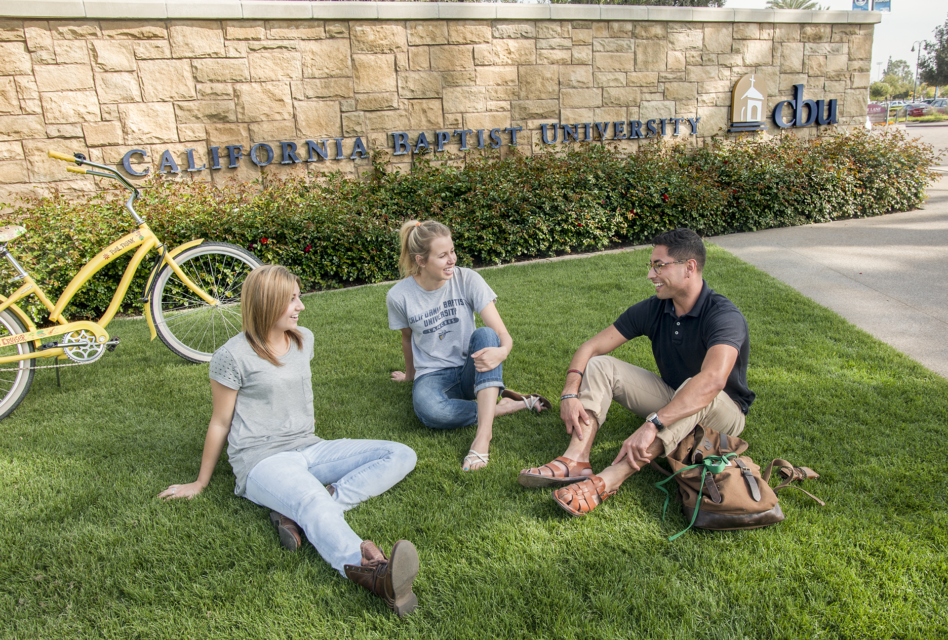 Fall 2016 enrollment at California Baptist University set another record with 9,157 students—a 7.2 percent increase above the fall enrollment figure the previous year, President Ronald L. Ellis announced today.