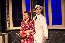 """The theatre arts program at California Baptist University is delivering romance, comedy and plenty of singing with """"She Loves Me,"""" which opens on Nov. 16."""
