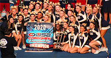 Cheer wins ninth straight USA Collegiate Championship