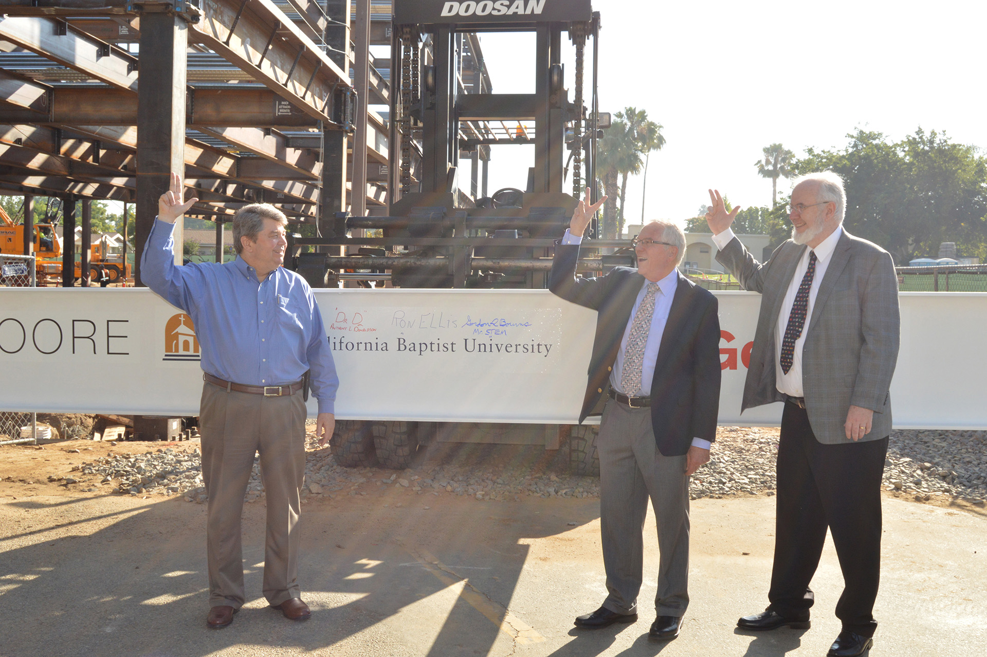 CBU Engineering Beam Lance Up