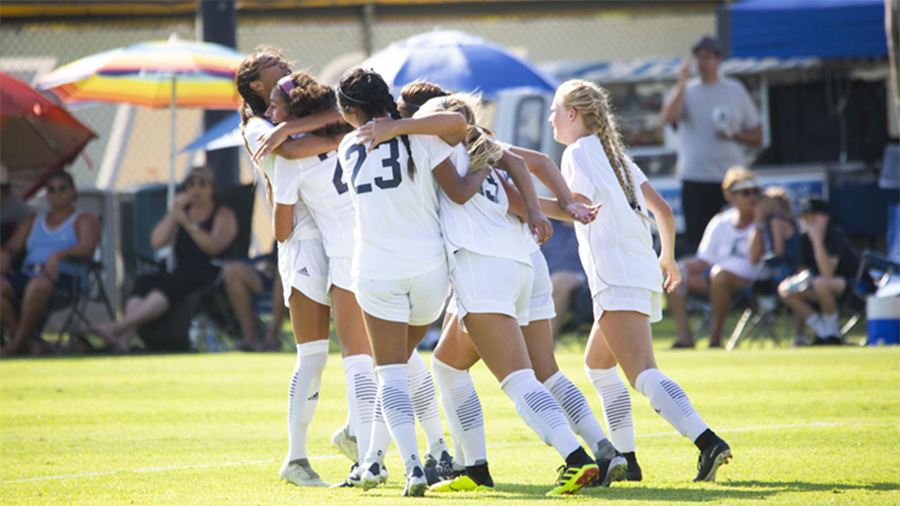 California Baptist University welcomed in a new era of NCAA Division I play with a win over the weekend courtesy of the women's soccer team.