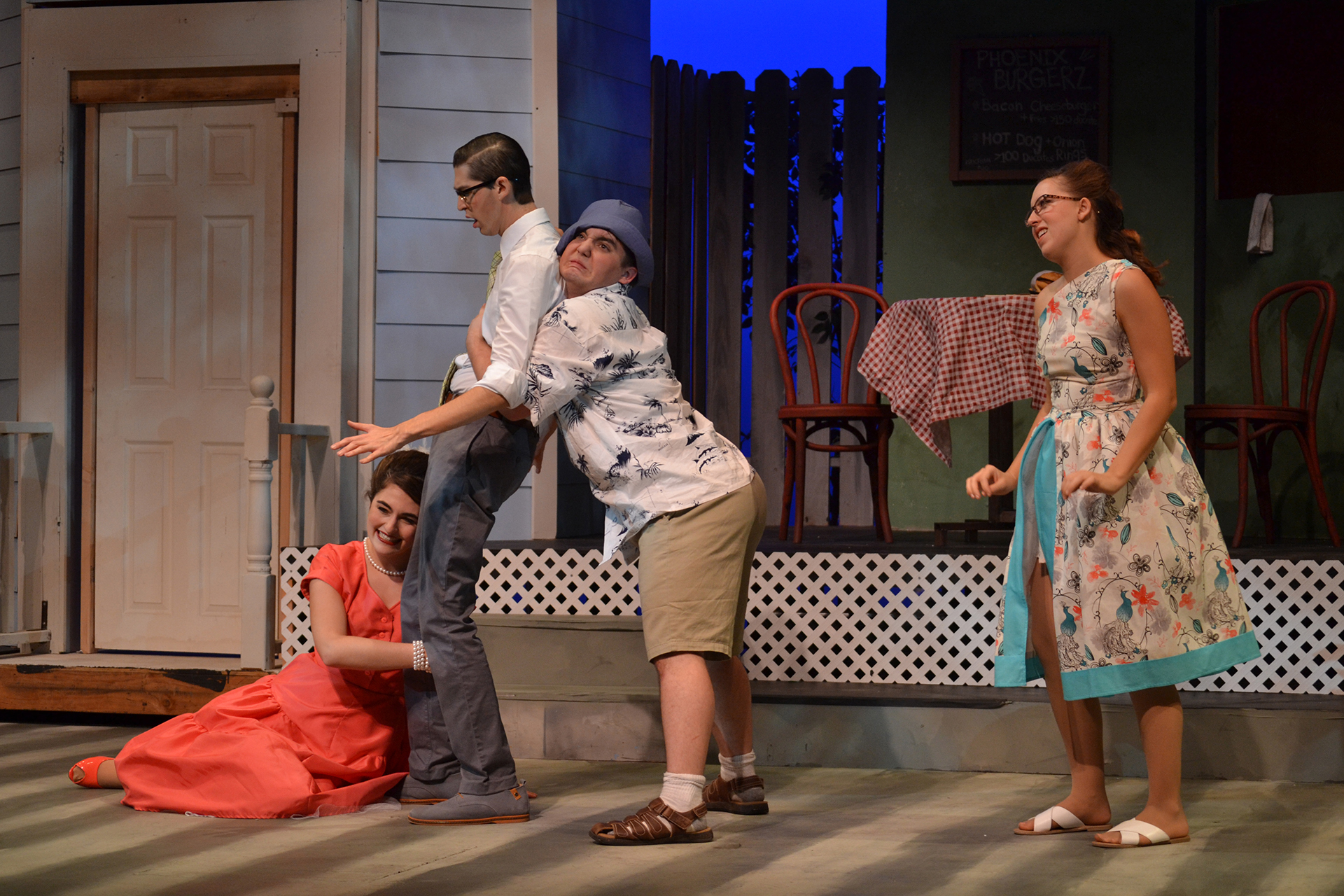 """The theatre department at California Baptist University is set to bring plenty of laughs and slapstick humor to the stage with Shakespeare's """"Comedy of Errors."""""""