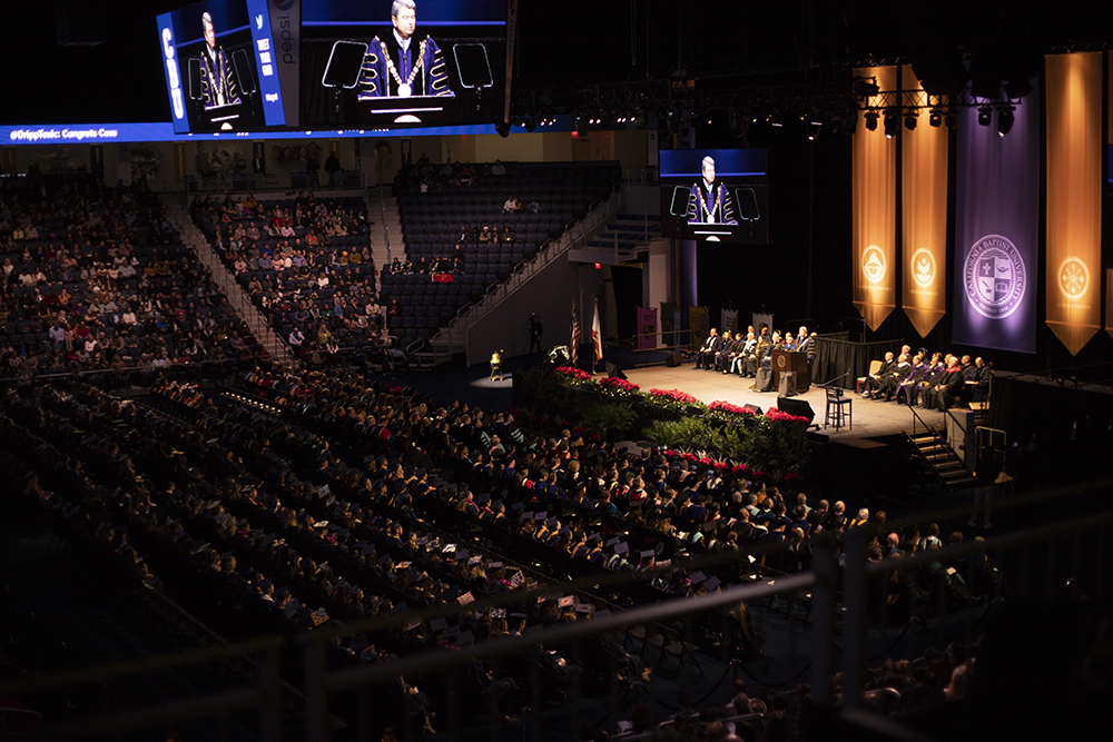 CBU fall commencements are first for Class of 2020