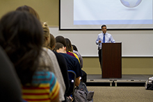 Service is a powerful experience, surgeon tells CBU audience