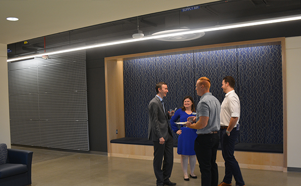 CBU dedicates new building for College of Engineering