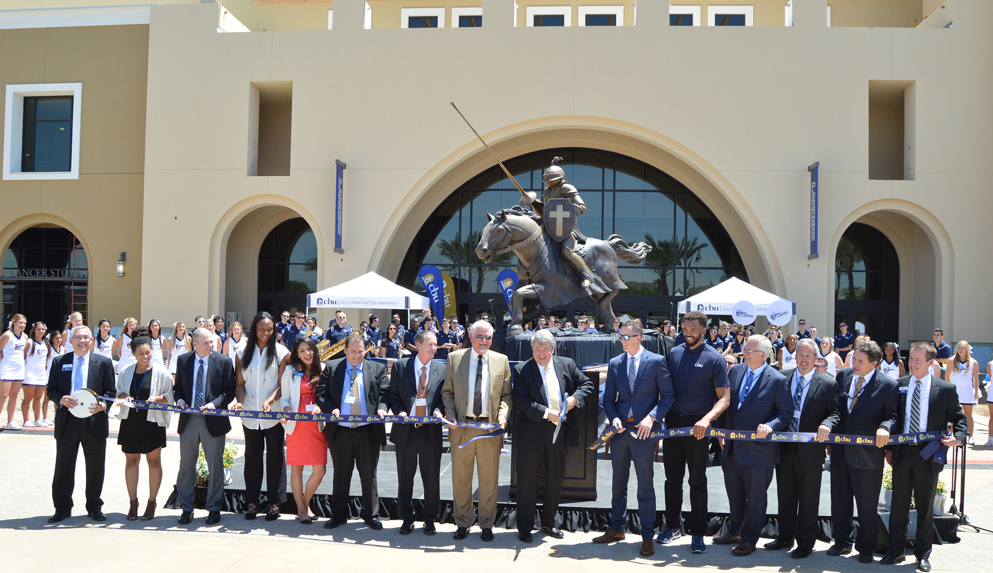 Ribbon-cutting and Dedication Ceremony on May 4