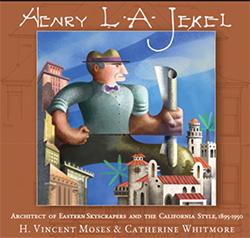CBU hosts book release event celebrating famed architect Henry L.A. Jekel