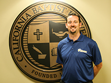 For Joshua Moss, taking on the director of alumni and parent relations role at California Baptist University has many positives. For one, it represents a new opportunity at the post-secondary education level. Additionally, CBU is his alma mater. Moreover, the job is located in his hometown.