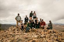 CBU students hike Joshua Tree National Park on Outdoor Adventures trip