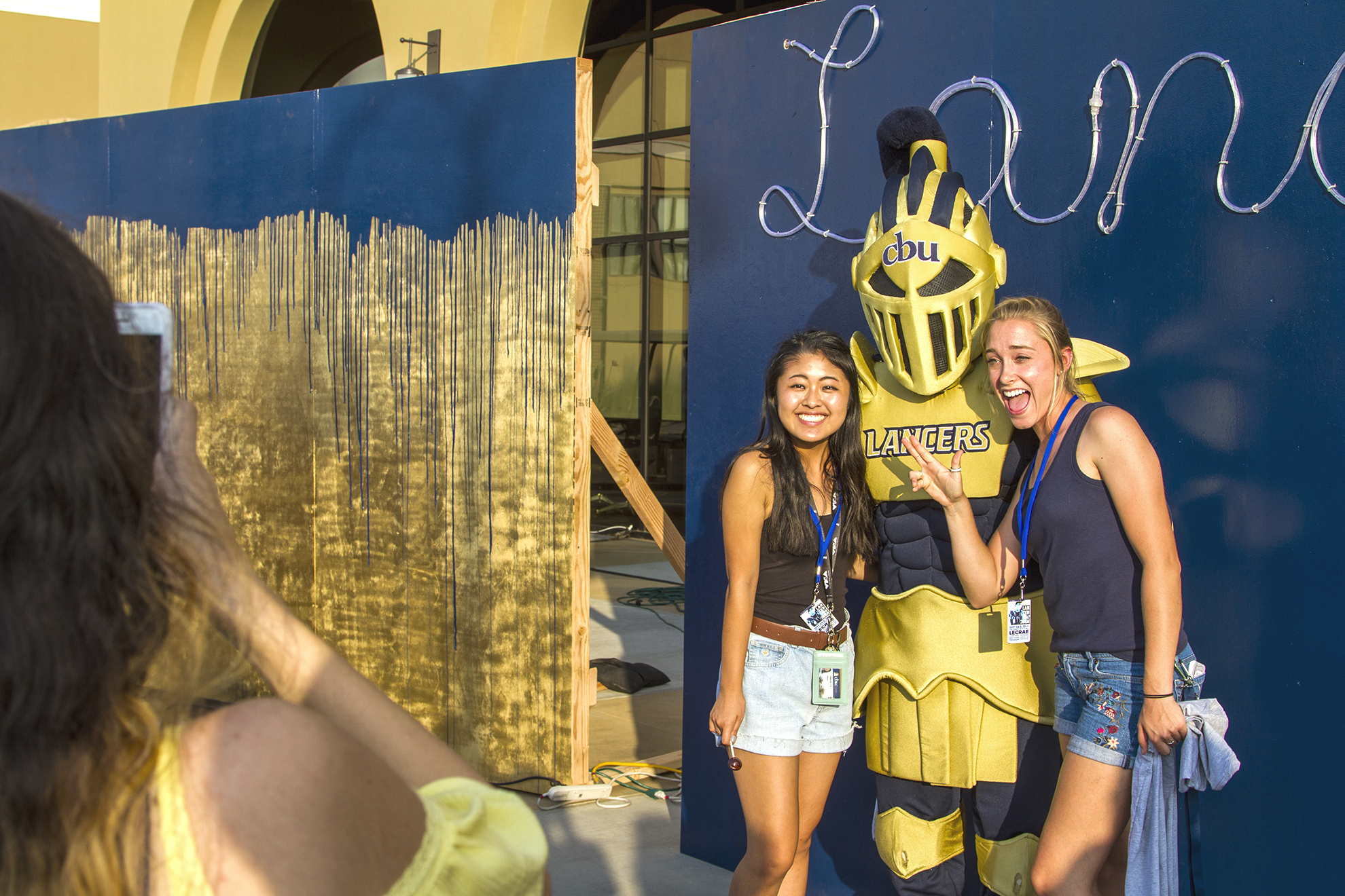 Classes for the fall 2017 semester at California Baptist University started Sept. 5, capping off a busy four-day start to the semester that included Welcome Weekend and Lancer Palooza.