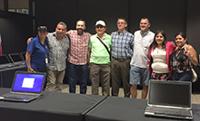 California Baptist University donated 25 laptop computers to the city of  Cuautla, Mexico, on May 6 to celebrate the 50th anniversary of its sister city relationship with Riverside. Cuautla is nearly 65 miles south of Mexico City and has a population of more than 160,000.
