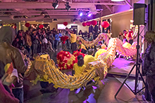 Lunar New Year celebrated at campus festival