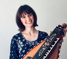 CBU professor finds new inspiration in learning to play a hurdy gurdy