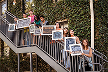 "The Counseling Center at California Baptist University is hosting ""Choose Healing"" week in conjunction with Mental Health Awareness Week (Oct. 3 – 7). The center will provide education to students throughout the week at various table locations on campus."