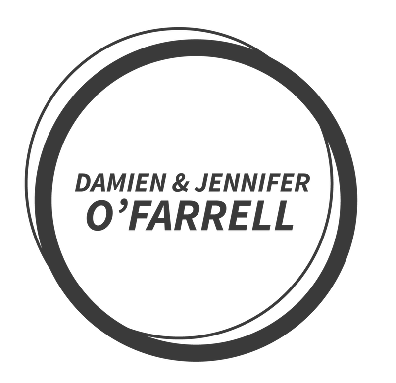 Damien and Jennifer O'Farrell