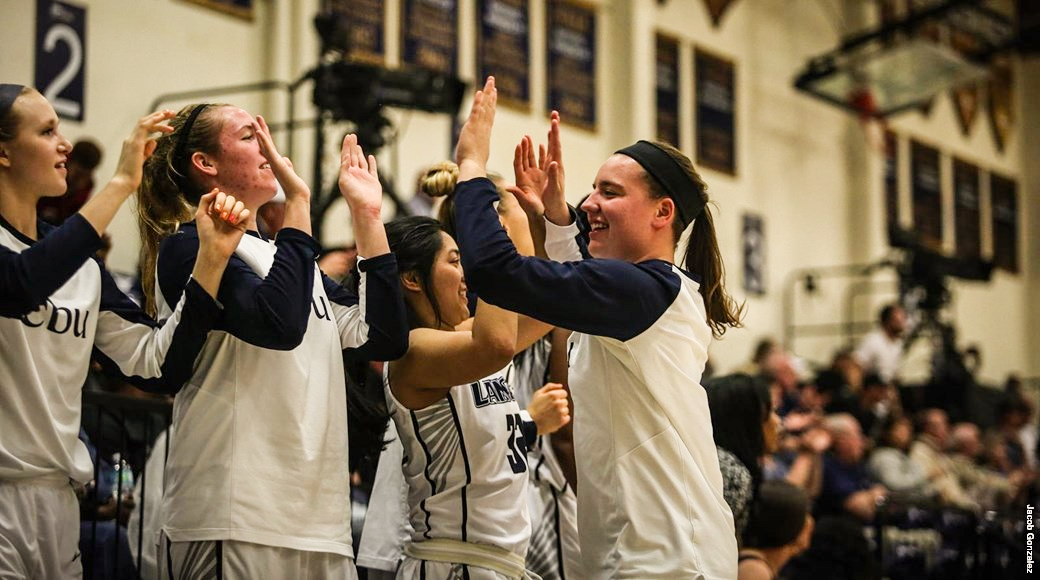 Women Basketball enters postseason tournament as PacWest champs