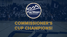 Lancers crowned best athletic program in PacWest for the fourth-straight year