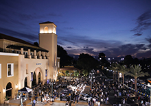 More than a 1,000 family members of California Baptist University students attended various activities at the inaugural Parent and Family Weekend held on Nov. 10-11.