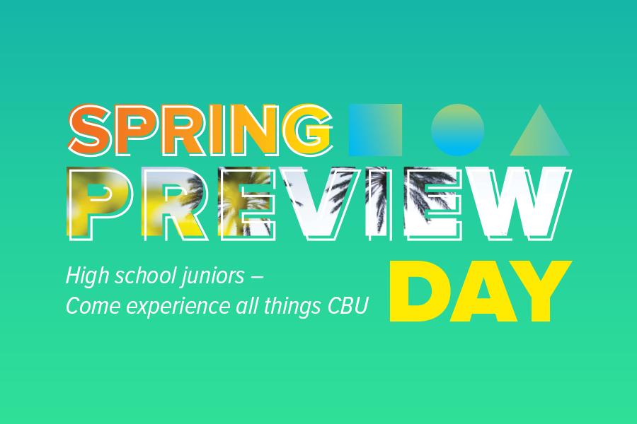Spring Preview Day