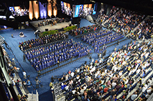 CBU celebrates record number of graduates
