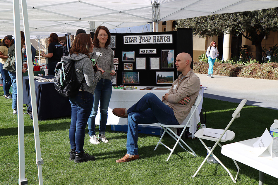 Ministry and Job Fair offers students options for summer