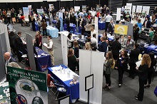 Teacher Career Fair connects CBU students with potential job opportunities