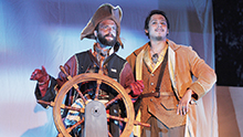 """The third annual Courtyard Shakespeare Festival at California Baptist University opens with a performance of """"The Tempest"""" on June 8 followed by """"Macbeth"""" on June 9."""