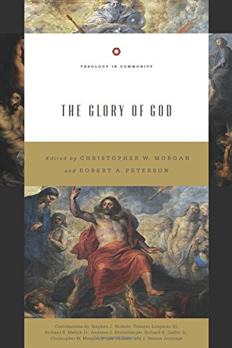 Glory of God book cover