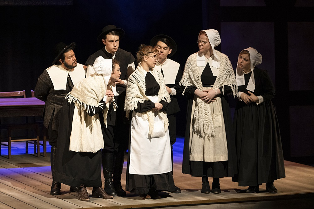 """Babette's Feast"" brings grace to the stage at CBU"