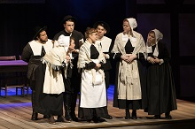 Babette's Feast brings grace to the stage at CBU