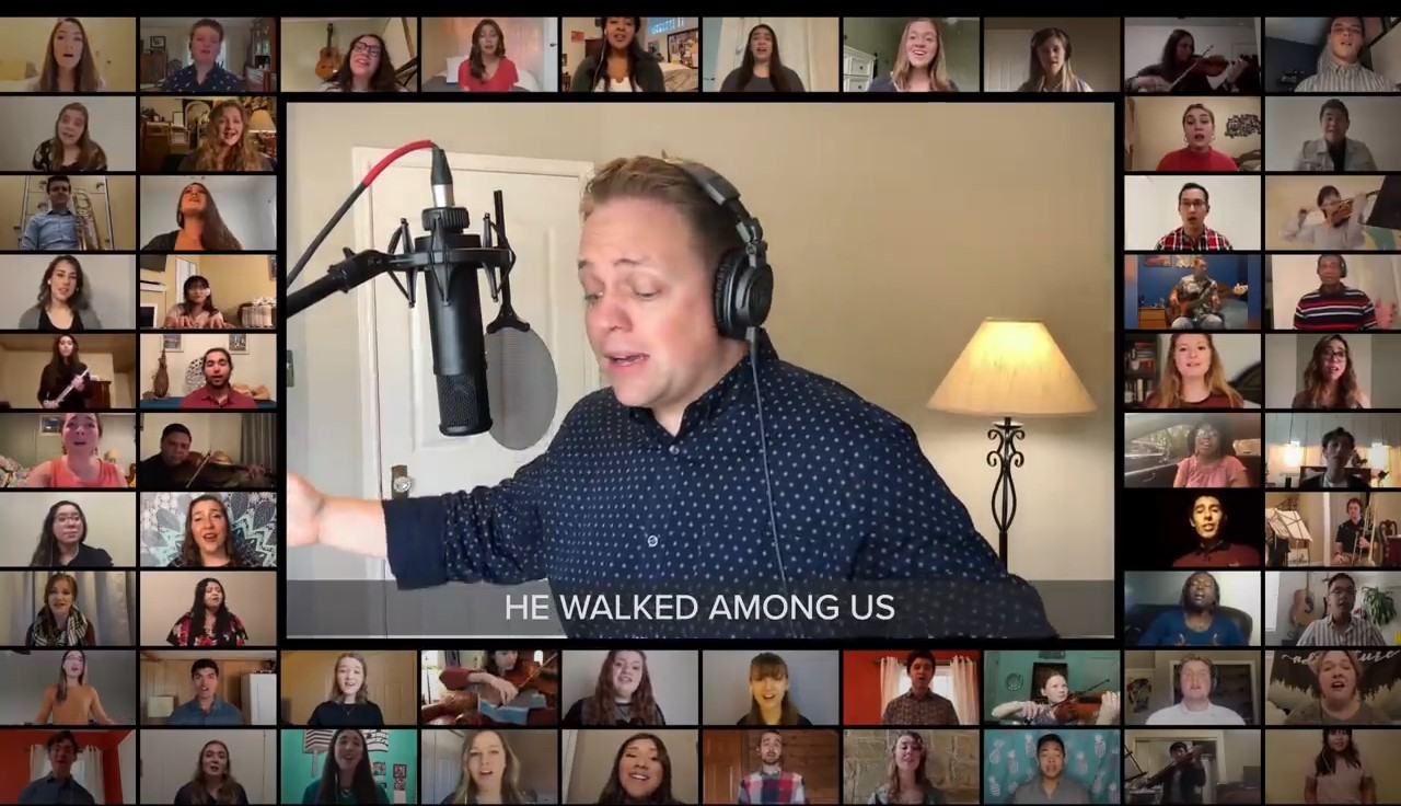 "UCO's ""Sing the Story (Hallelujah Amen)"" creates virtual choir experience"
