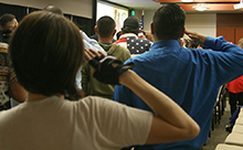 A Veterans' Mental Health Wellness Summit held at California Baptist University Aug. 9 attracted more than 400 participants, including veterans and their family members.