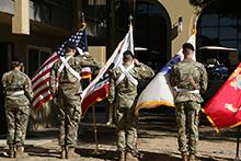 CBU hosts Veterans Day remembrance event