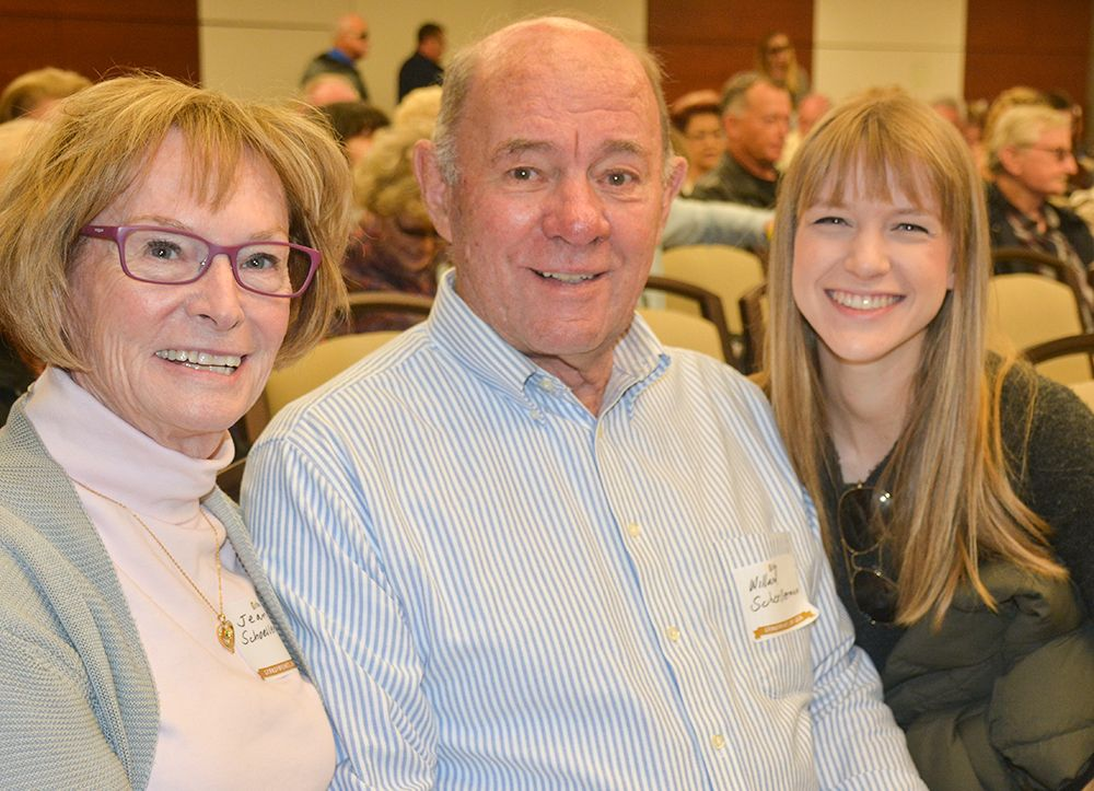 Annual event invites grandparents to spend day with their CBU student