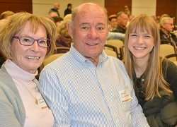 California Baptist University welcomed more than 200 grandparents of students for the fourth annual Grandparents' Day on April 8.