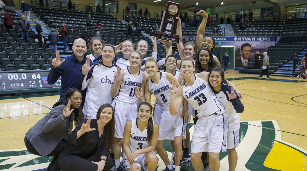 With hopes of returning to the Elite 8, No. 3-ranked California Baptist University came prepared to battle Simon Fraser University March 13 in the West Regional Championship game.