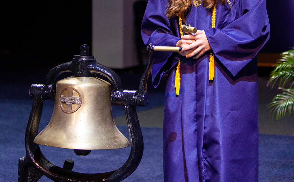 Distinguished students to ring in commencement ceremonies as part of CBU tradition