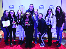 Student from the journalism and new media and public relations programs at California Baptist University have accumulated 26 awards from preeminent organizations in college media, in a span of a few weeks.