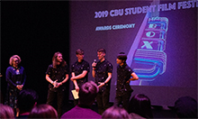 CBU film festival plays to an appreciative audience